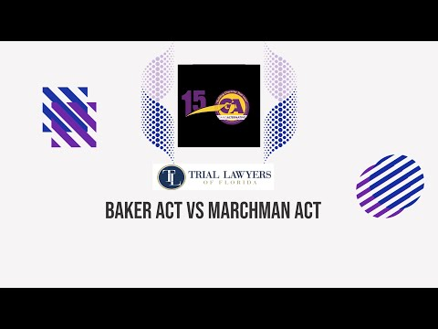 GA's webinar on Baker Act vs Marchman Act, facilitated by Trial Lawyers of Florida