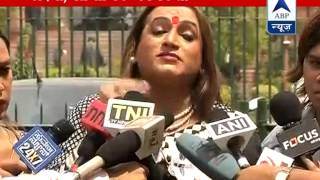 Former eunuch mayor from Katni hails SC judgment on transgenders - ABPNEWSTV