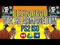 Descargar GTA San Andreas Armageddon Mod PS2 ISO gratis | TUTORIAL