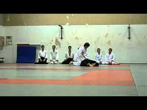 Nishio Aikido Test feat. H.S.