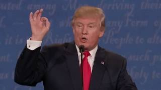 Donald Trump: Will Get 'Bad Hombres' Out of US | Presidential Debate Highlights - ABCNEWS