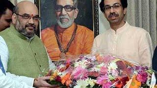 BJP miffed with Shiv Sena chief? - TIMESNOWONLINE