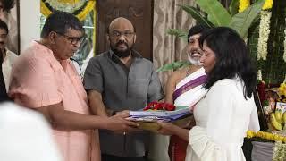 Naga shourya, Ritu varma movie launch - idlebrain.com - IDLEBRAINLIVE