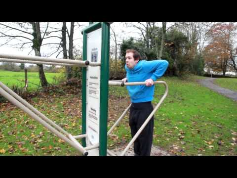 Outdoor Fitness Equipment Outdoor Fitness