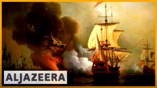 🇨🇴 Colombia blocks treasure hunters from 'holy grail of shipwrecks' | Al Jazeera English - ALJAZEERAENGLISH