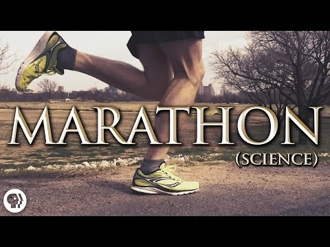 The Science of Marathon Running