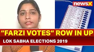 BJP's Baduan candidate Sanghamitra Maurya encouraged people to cast fake votes in 2019 elections - NEWSXLIVE