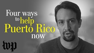 Opinion | Lin-Manuel Miranda to Congress: You have the power to help Puerto Rico - WASHINGTONPOST