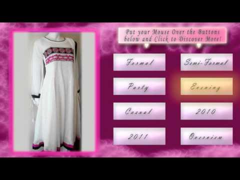 New Pakistani Dresses & Latest Fashion in Salwar Kameez