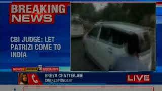Christian Michel leaves Patiala House Court, CBI extended 5 days more custody - NEWSXLIVE