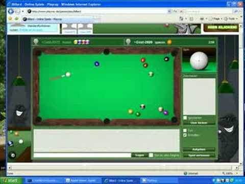 Playray Pool Cheats Multiplayer