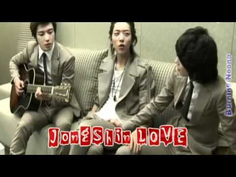 CNBLUE - Illusion (392) JongHyun's Burning Love