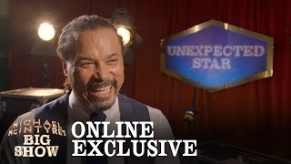 Web Exclusive: Backstage Interview with Unexpected Star Marvin - Michael McIntyre's Big Show - BBC - BBC