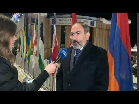 Նիկոլ Փաշինյանի հարցազրույցը՝ Euronews-ին