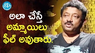 I Prefer To Eat Bad Food - Director Ram Gopal Varma | Ramuism 2nd Dose - IDREAMMOVIES