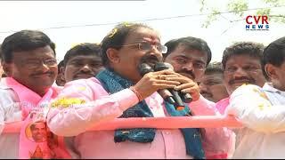 Minister Tummala Nageswara Rao Starts Campaigning at Paleru | CVR News - CVRNEWSOFFICIAL
