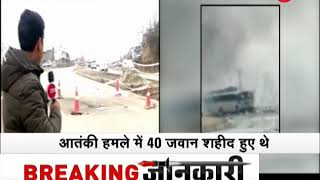 Morning Breaking: A week after Pulwama attack - ZEENEWS