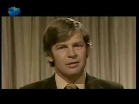 First official TV Broadcast in South Africa in 1976 - Eerste SAUK TV-Uitsending in 1976