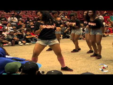 Female Dougie Video Dougie Like Savage