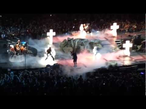 "Metallica Live Mexico 2012 ""Master Of Puppets"""