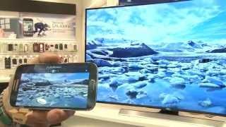TEST.TV: Изогнутный телевизор Samsung - в нетерпеливом ожидании 4k-контента