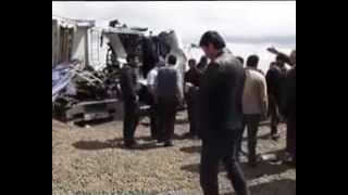Tatvan'da Trafik Kazası 1'i Ağır 3 Yaralı