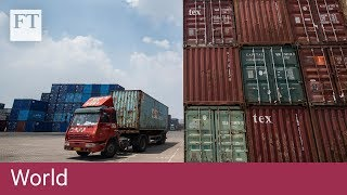 China unlikely to back down in Trump trade war - FINANCIALTIMESVIDEOS