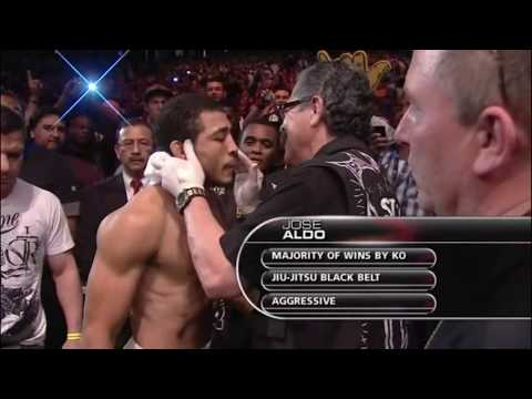 Jose Aldo Entrance WEC 48 HD (Aldo vs. Faber)