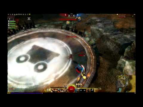 Guild Wars 2 PvP Warrior - Exl BWE3