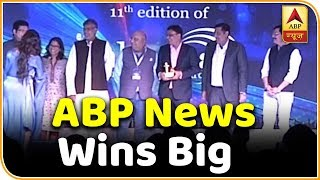 ABP News wins big at ENBA Awards; bags 'Best News Channel' award - ABPNEWSTV