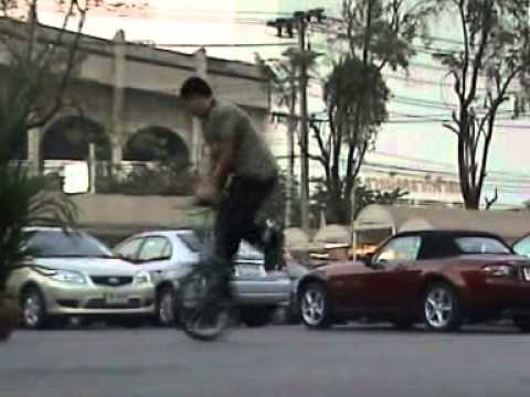  BMX FLATLAND 