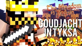 Thumbnail van \'GOUDJACHT in TYKSA!\'- The Kingdom Jenava Survival - Deel 10