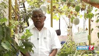 Poovali 18-03-2016 Benefits of organic terrace gardening – NEWS 7 TAMIL Show