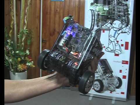 RobotGroup - Robot Multiplo N6 manejado por control remoto