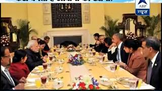 ABP News special ll How Obama's dinner is being prepared? - ABPNEWSTV