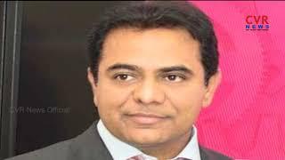 Telangana IT Minister KTR Invited to World Economic Forum Meet 2019 | World Economic Forum| CVR News - CVRNEWSOFFICIAL