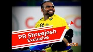 Indian Hockey Team would be eager to book their direct ticket to Tokyo Olympics: PR Shreejesh - INDIATV