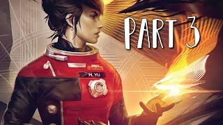 PREY Walkthrough Gameplay Part 3 - Zero Gravity (PS4 Pro)
