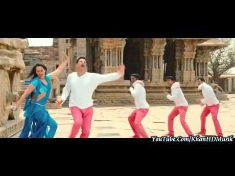 Dhadang Dhang Official Full Video Rowdy Rathore 2012 Akshay Kumar, Sonakshi Sinha HD 1080p YouTube