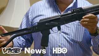 Approving Bump Stocks & ISIS in Hawija VICE News Tonight Full Episode (HBO) - VICENEWS