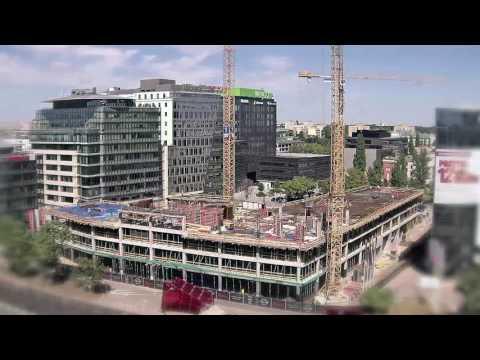 Budowa biurowca Proximo, należącego do amerykańskiego funduszu Hines
