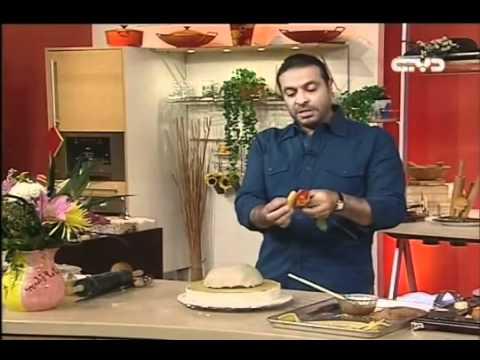 الكيك الإسفنجي - الجزء Songe Cake 3