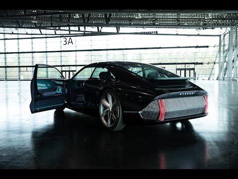 """Autoperiskop.cz  – Výjimečný pohled na auta - Hyundai odhaluje další podrobnosti o koncepčním elektromobilu """"Prophecy"""""""