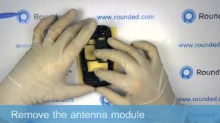 Nokia ASHA 200 repair, disassembly manual, guide