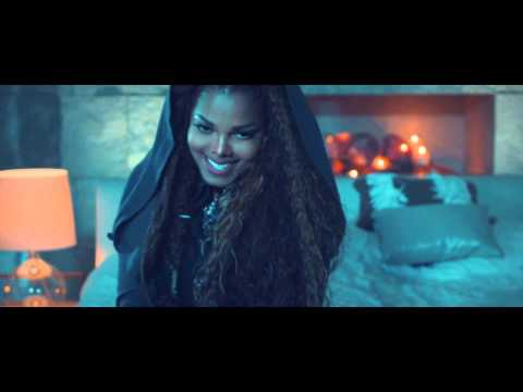 "Janet Jackson feat. J. Cole ""No Sleep"""