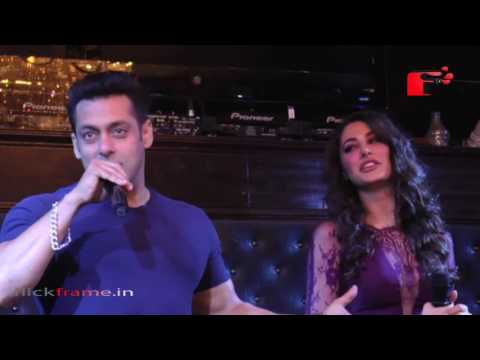 Salman's Live Singing Performance | 'Devil' Track Launch | Kick