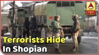 Indian army begins search operation as terrorists hide in Shopian | Super 6 - ABPNEWSTV