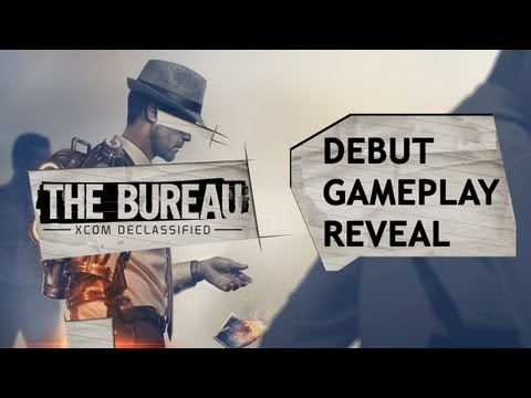 The Bureau: XCOM Declassified - Debut Gameplay Reveal -