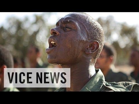 Libia - dokoment o bojówkach, które podzieliły między sobąkraj