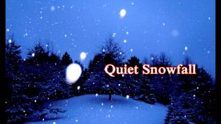 Royalty Free :Quiet Snowfall